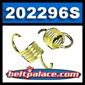 Comet 202296S, (QTY 2) YELLOW SPRINGS, 350 SERIES CLUTCH