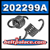 "Comet 202299A ""Black"" 350 Series Clutch Springs"