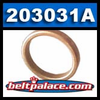 Comet 203031A Bronze Bushing for 40C Drive Clutch. Replaces Guide Bushing for Kenbar 400-007, GTC 203031-A.