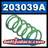 Comet 203039A - Green Compression Spring for 40/44 Series Comet Industries Drive Clutch.