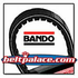 BANDO 203589-DF KEVLAR RACING CVT BELT. Replaces OEM COMET 203589 (A-DF), MANCO 5959.