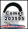 COMET 203595A (DF) - Replaces COMET BELT 994-100 for 30 Series Go Karts
