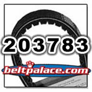 COMET 203783 (A-DF), Manco 2433, BELT 40-75 for Comet 40/44 Series