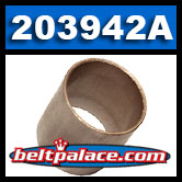 Comet 203942A. BUSHING BRONZE 21D 31D for Driven Pulley.