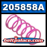 "Comet 205858A. ""PINK"" Spring Kit for 94C Drive Clutch."