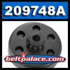 Comet 209748A Chain Clutch CSC 400 Series
