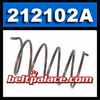 "Comet 212102A ""BROWN"" Cam Spring for Comet Industries 46D/90D/100D Driven Clutch."