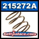 Comet 215272A GOLD Compression spring for Comet 20/20 Series