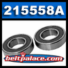 Comet 215558A: 2-Pack TAV2 BEARING Kit for Comet Industries Torque-A-Verter.