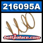 Comet 216095A. Orange High Torsion spring for Comet 20 Series.