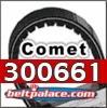 Comet 300661 Go Kart, Golf Cart, and ATV Belt.