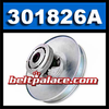 Comet 301826A Driven Pulley for Odyssey FL350