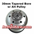 Comet 301875A. Tapered 30mm Bore Drive Clutch.