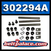 Comet 302294A Pivot Pin Kit for 780/500 Series Drive Clutch.