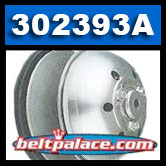 Comet 302393A Primary Clutch with Alternator Pulley.