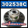 COMET 302538C DRIVEN PULLEY, CVT LOWER (COMET 302538-C). 1� Bore.