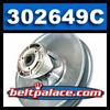 Comet 302649C Driven Clutch. Comet Industries 770 Series Driven Clutch (Lower Pulley): 7/8� bore.