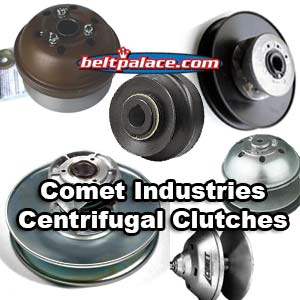 Comet Industries Centrifugal Clutches and Parts  Comet Industries