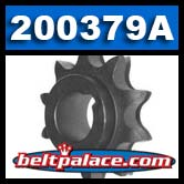 "Comet 200379A, 12 tooth- 5/8"" Bore TAV Sprocket. #35 Chain (SPKT 12T 35P 5/8B TAV)"