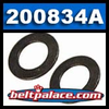 Comet 200834A (2) Pack Washers for TAV/2 Torque Converter System.