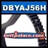 DBYAJ56H OEM Replacement for Comet 300626C, Yamaha Drive Belt