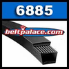 GATES 6885 POWERATED BELT