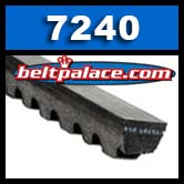 Gates 7240 Auto XL Belt.