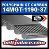 14MGT-1190-37 GATES Poly Chain GT Carbon Belt.