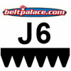 J6-RIB Belts<br>J Series