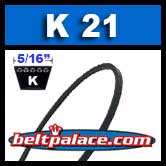 K21 Metric V Belt. K21/K533 Industrial V-Belt.