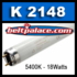 Kaiser Leuchtstofflampe 2148. 18W, 5400K Fluorescent Lamp #2148 for Photo Copy Stand