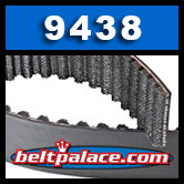 Manco 9438 Super Deuce Timing Belt. Axle Belt 9438 for Manco Super Deuce