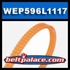 Replacement WEP596L1117 Belt for Massage Chair
