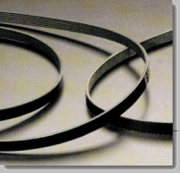 Poly-V Ribbed (Micro -V) Belts