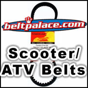 Scooter CVT and Karting Belts