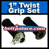 "PowerTec 1"" Twist Grip Throttle Kit for Heald/Kimball Hauler"