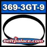 369-3GT x 9mm Industrial Grade Synchronous Timing belt.
