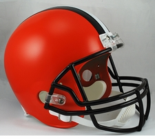 2015 Cleveland Browns Full-Size Deluxe Replica Helmet