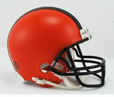 2015 Cleveland Browns Riddell Replica Mini Helmet