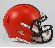 2015 Cleveland Browns Speed Mini Helmet