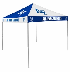 Air Force Falcons Blue / White Checkerboard Logo Canopy Tailgate Tent