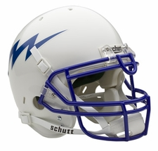 Air Force Falcons Schutt Authentic Full Size Helmet