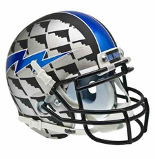 Air Force Falcons Stealth Bomber Schutt Authentic Mini Helmet