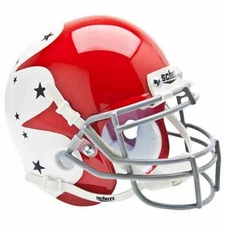 Air Force Falcons Thunderbirds Schutt Authentic Mini Helmet