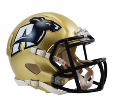Akron Zips Riddell Speed Mini Helmet