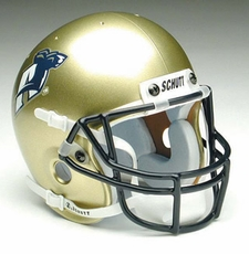 Akron Zips Schutt Authentic Mini Helmet