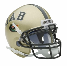 Alabama Birmingham Blazers Schutt Authentic Full Size Helmet