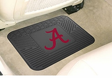 Alabama Crimson Tide 14x17 Rubber Utility Mat