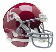 Alabama Crimson Tide '15' Schutt XP Full Size Replica Helmet