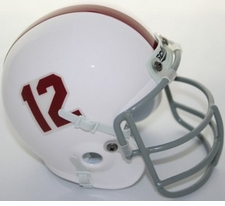 Alabama Crimson Tide 1965 Schutt Throwback Mini Helmet